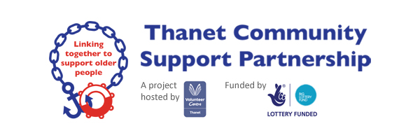 Thanet Community Support logo